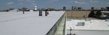 Modified Bitumen Roofs at MacNeil Roofing